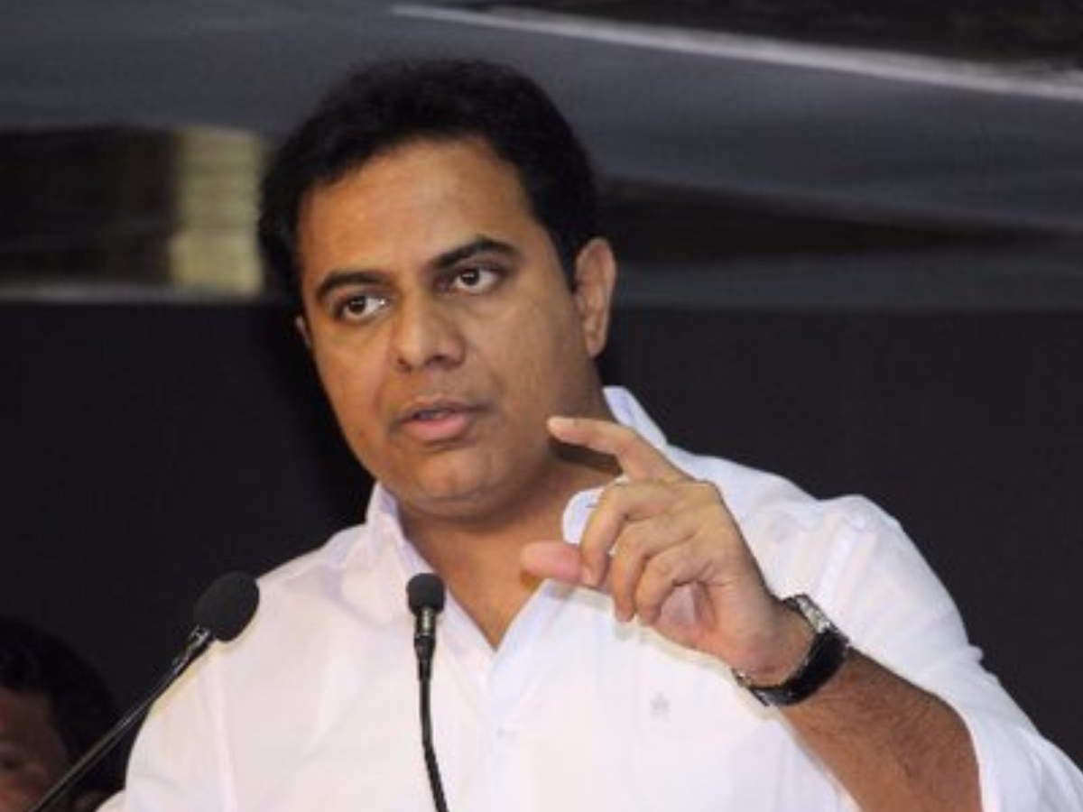 KTR says GHMC will soon commence capping works on open nalas