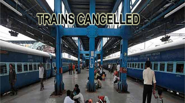 Adilabad-Nanded Express train cancelled today