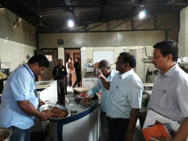 GHMC crackdown on more restaurants
