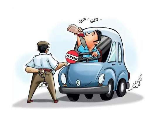 Hyderabad cops cancel 179 driving licenses for drunk driving