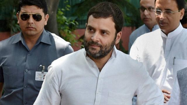 Rahul Gandhi to visit Telangana on June 1