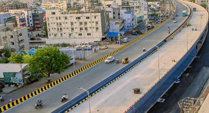 KTR to inaugurate Kamineni Junction flyover today