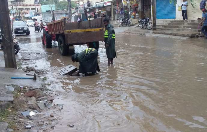 GHMC teams brace for monsoon challenges