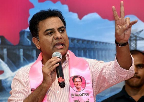 After polls, it will be end of road for Naidu: KTR