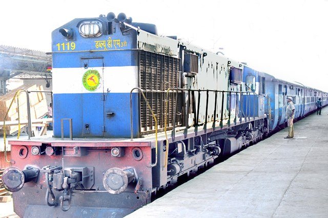 Special trains to clear Sankranti rush