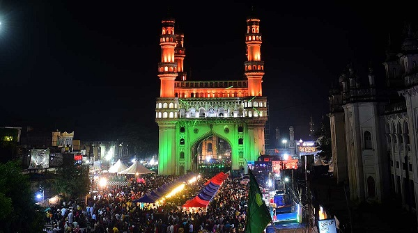 """Ek Shaam Charminar Ke Naam"" in Hyderabad concluded well"