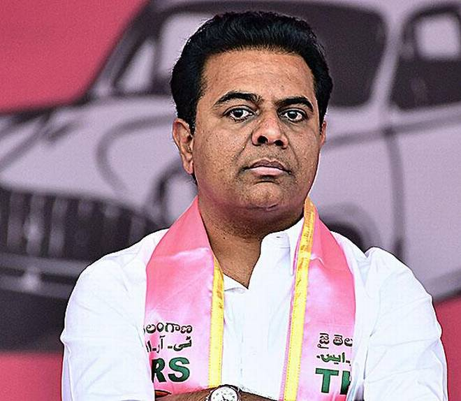 KTR wins fourth term from Sircilla