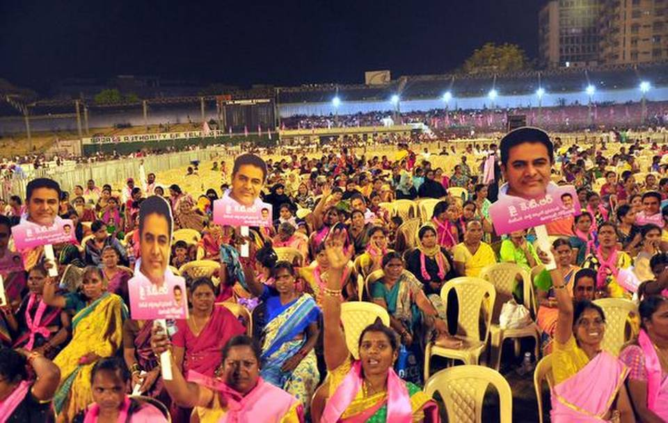 KCR meeting in Hyderabad cancelled
