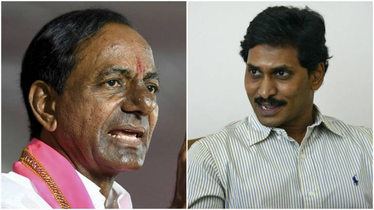 KCR, Jagan likely to meet in Andhra Pradesh