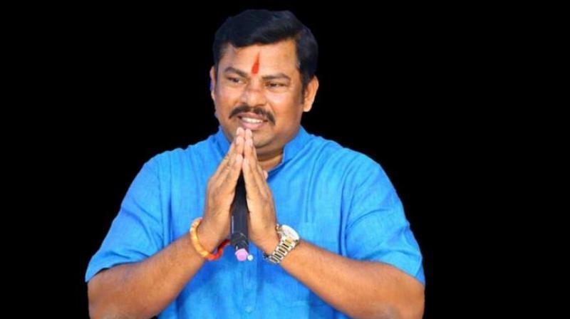 Raja Singh taken into preventive custody