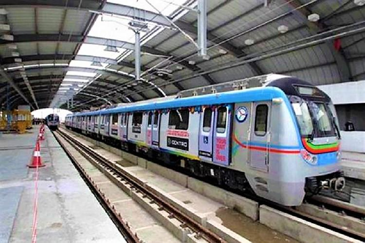 Metro rail project gets extension