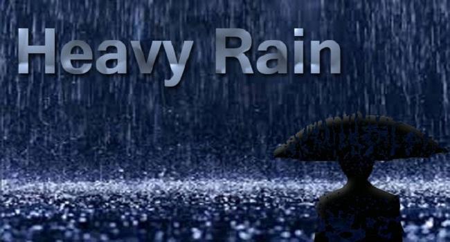Heavy rain alert for next four days in Hyderabad