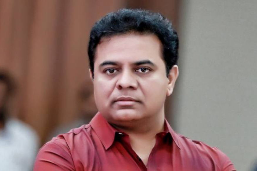 KTR lauds poor woman