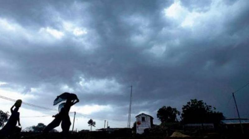 IMD predicts rainfall in Hyderabad