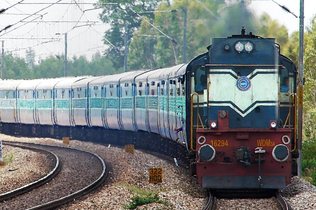 Trains partially cancelled between Bhigwan-Wadsinge section (Pune)