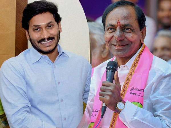 KCR congratulates Modi, Jagan for poll victories