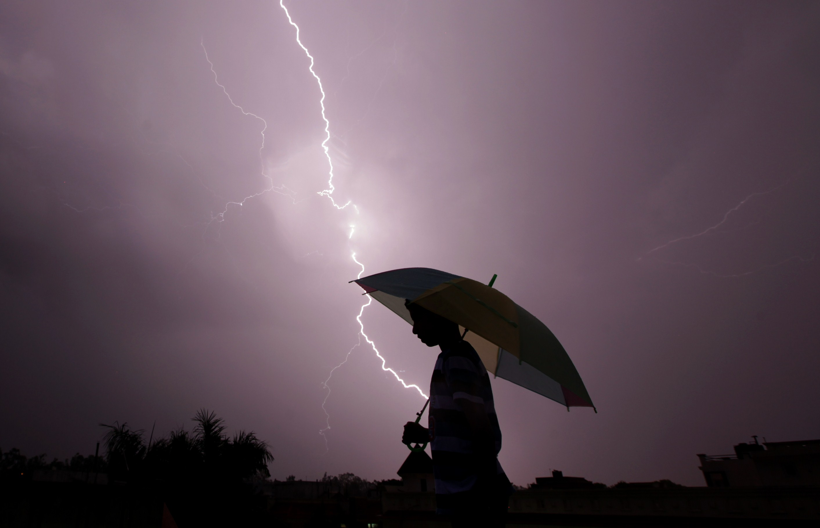 IMD predicts thundershowers in the next three days