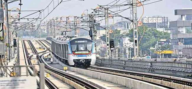 Metro extends train services for the IPL match being held today