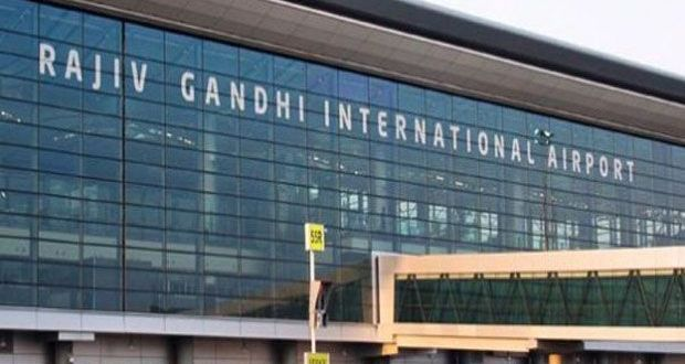 Hyderabad Airport features among World