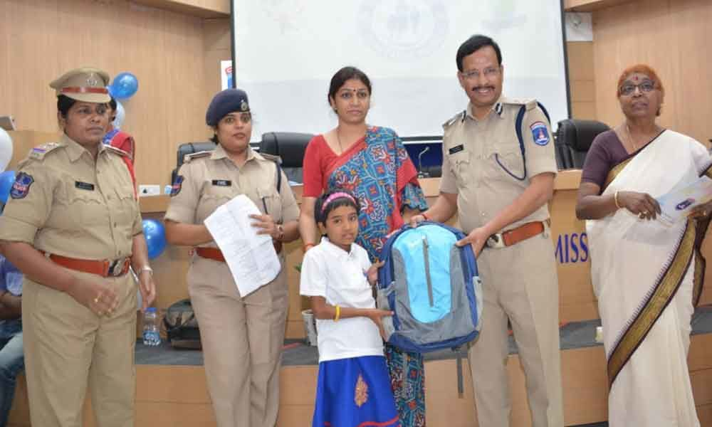 581 children rescued by Cyberabad police in a year