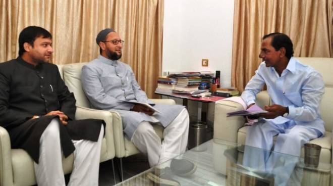 Owaisi brothers  sought Rs.2,000 cr for minorities