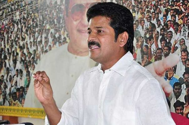 Income Tax dept grills Revanth Reddy for seven hours