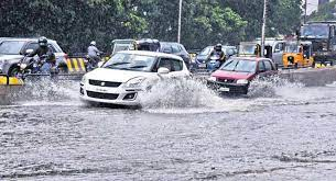 Hyderabad receives 70 pc excess rainfall