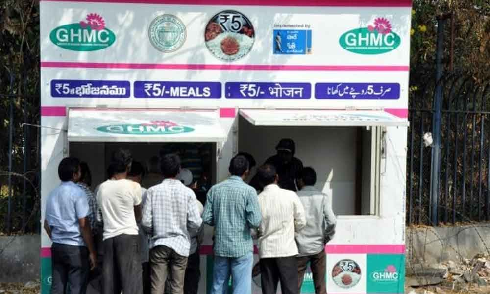 GHMC distributes 15 lakh meals to persons in home quarantine