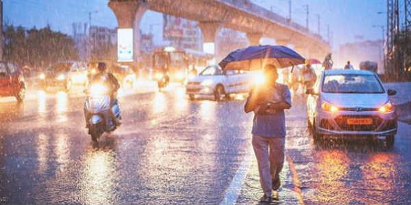 Heavy rains expected on July 18, 19