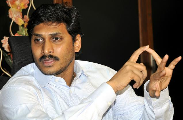unionministersbehindrohit'ssuicide:jagan