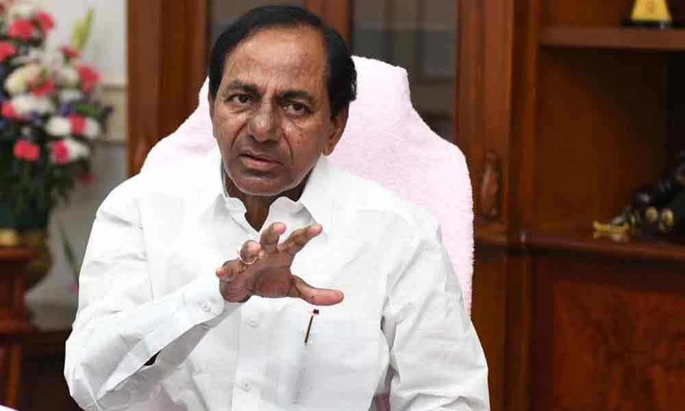 KCR instructs leaders to end membership drive by July 20