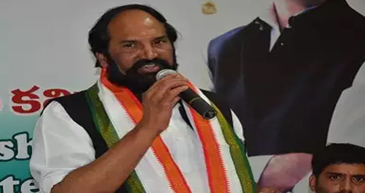 Uttam Kumar Reddy confident of Lok Sabha elections win for Congress