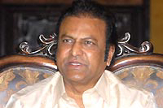 Mohan Babu convicted in cheque bounce case