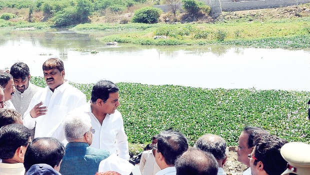 Rs.3,000 crore for beautification of River Musi: KT Rama Rao