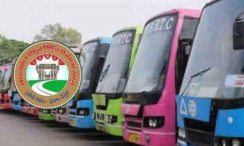 TSRTC to run 4,000 buses to Sammakka Jatara