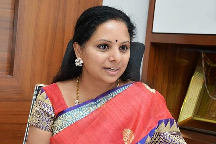 Kavitha to address UN body