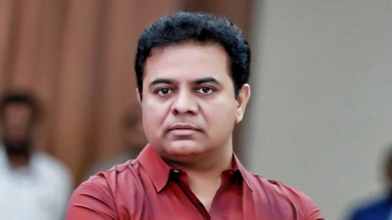 KTR expresses displeasure over lack of allocations to TS in Union Budget
