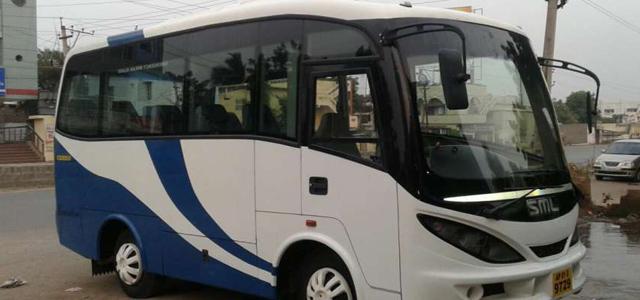 TSRTC to buy 100 mini-AC buses