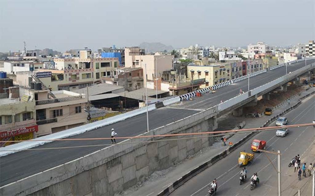 GHMC to widen 31 city junctions