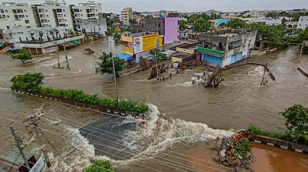 17 days of continues rain can submerge half of Hyderabad: BITS-Pilani study