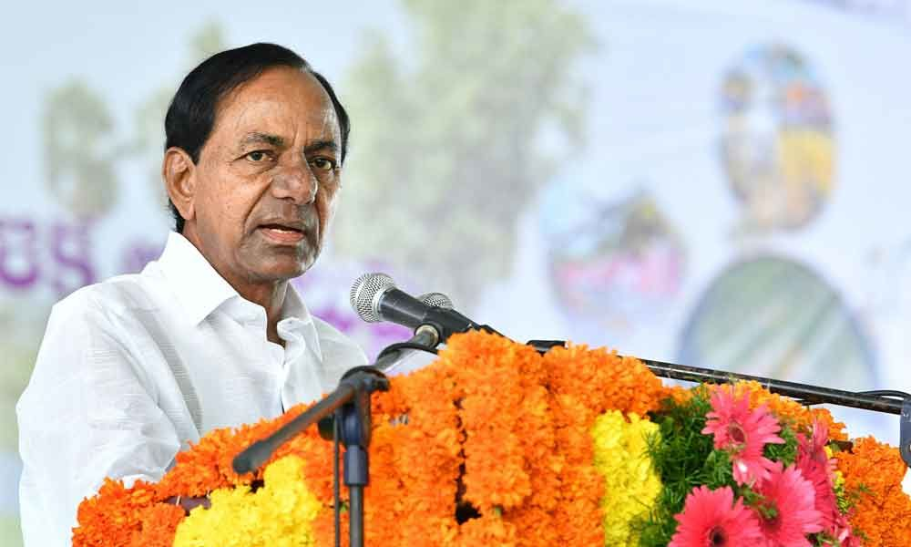 KCR to implement 30-day action plan to develop Telangana villages