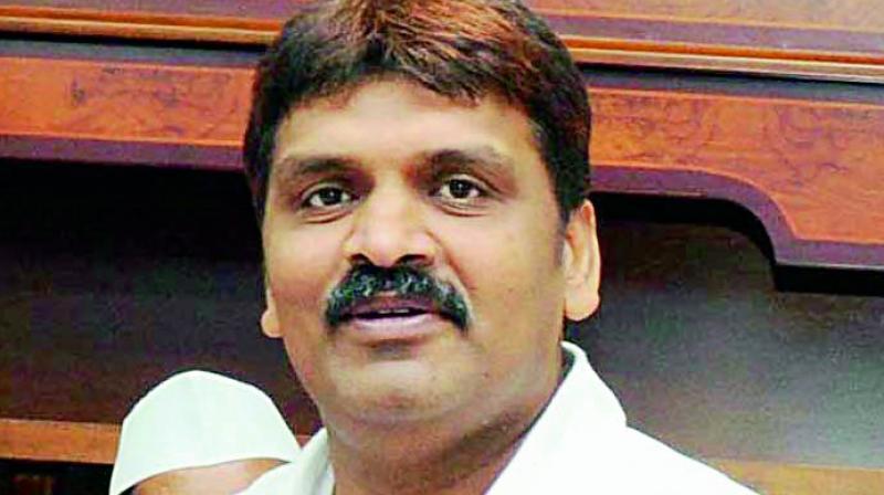 Bonthu Ram Mohan orders prompt road restoration work