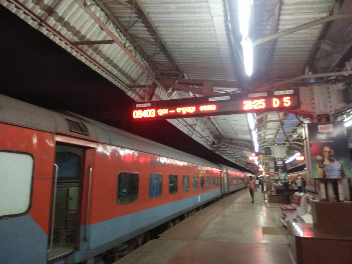 SCR to ply special trains from Hyderabad to Santragachi (Kolkata)