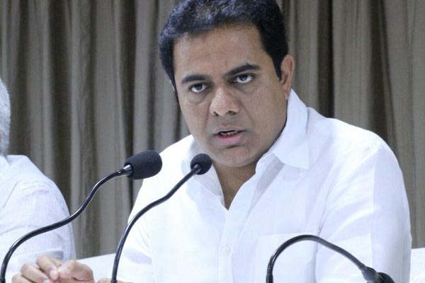 KTR directs officials to use