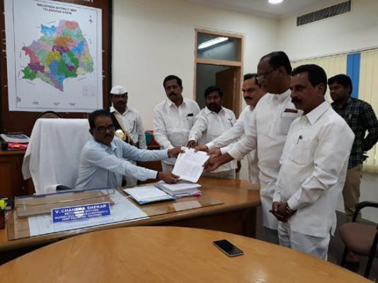 TRS MLC candidate files nomination