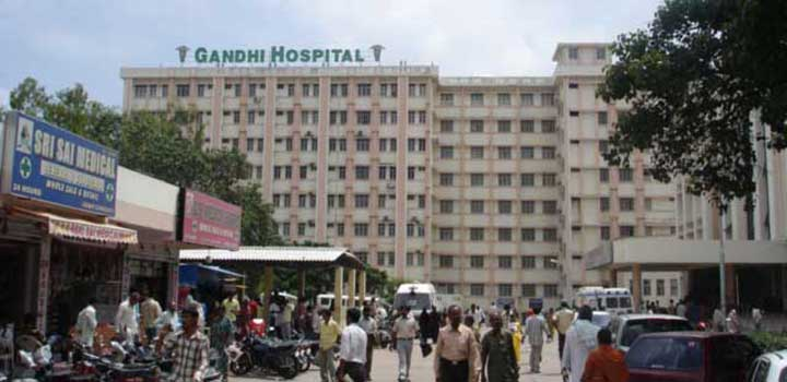 New 300-bedded block opened at Gandhi Hospital