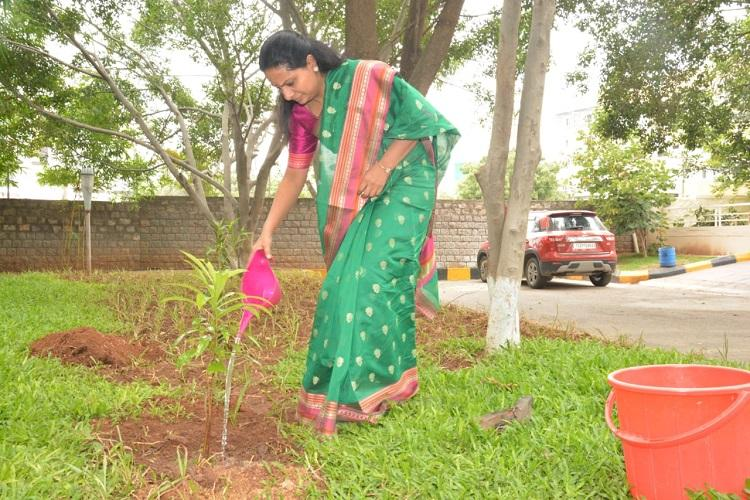 GHMC to plant one crore saplings under the Haritha Haram programme