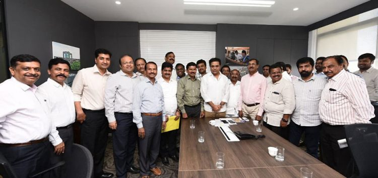 Will simplify building rules: KT Rama Rao