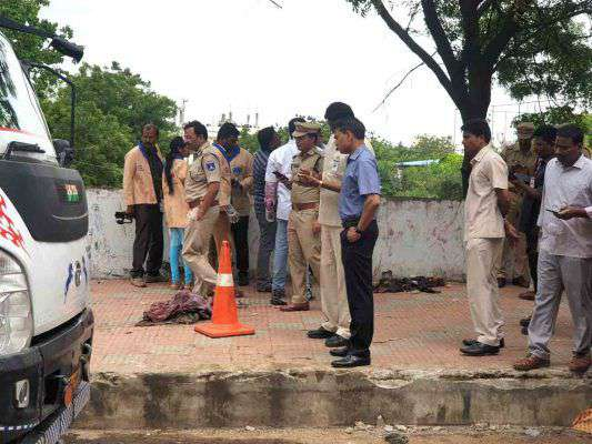 Explosion at Rajendranagar leaves one killed