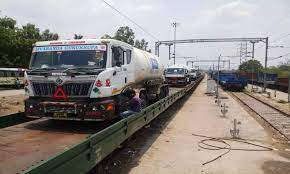 Oxygen Express reaches Hyderabad with six tankers